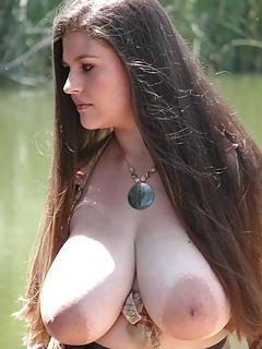 Mature Long Hair Pics