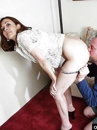 mature asslicking porn Big Ass   Mature   Bottom Clips.